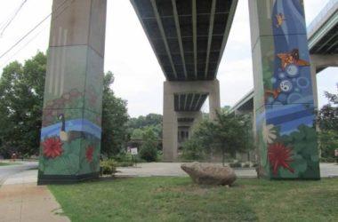 Twin Bridges Murals