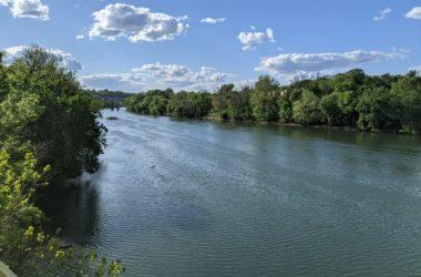 East Falls River Landing