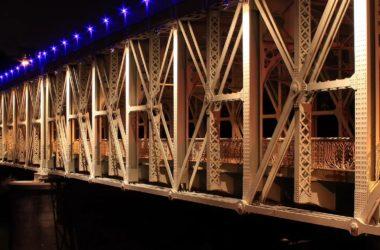 Falls Bridge Lighting